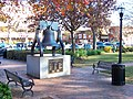 Liberty Bell in Marietta Square - panoramio.jpg