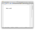 LibreOffice 4.4 Writer for OS X.png