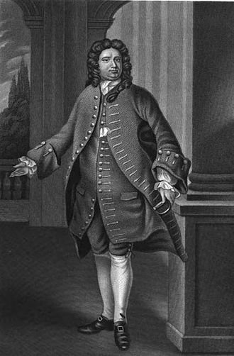 John Wentworth (lieutenant governor, born 1671) - Image: Lieut Governor John Wentworth Province of New Hampshire