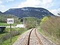 Ligne Pressins - Virieu (arrivée Virieu).JPG