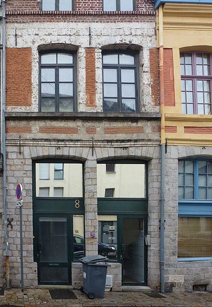 file lille 38 rue de la baignerie fiche m rim e pa00125626 jpg wikimedia commons. Black Bedroom Furniture Sets. Home Design Ideas