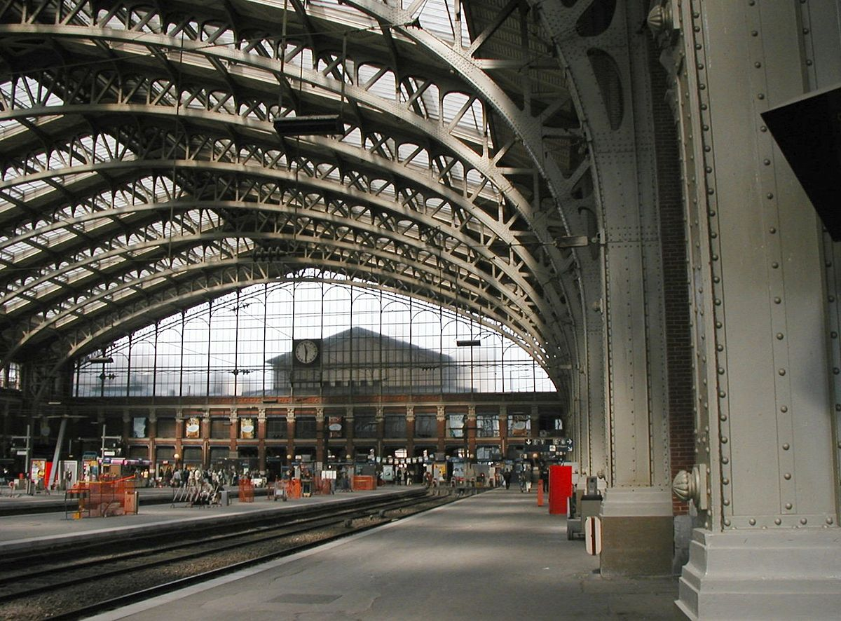 Bahnhof lille flandres wikipedia - Liste des magasins promenade des flandres ...