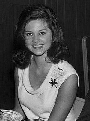 Miss Tennessee - Linda Workman, Miss Tennessee 1967