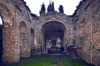 Linguizzetta - The former convent of Verde, in Linguizzetta