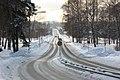 Lingvägen wiev from Nynäsvägen - panoramio.jpg