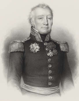 Charles-Alexandre Léon Durand Linois French admiral