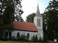 Lipaiķu luterāņu baznīca. 2008-08-10.jpg
