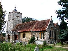 Little Cornard All Saints church - geograph.org.uk - 1916631.jpg