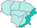Lituania - Arcidiocesi di Vilnius.png