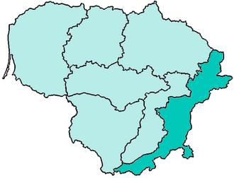 Roman Catholic Archdiocese of Vilnius - Image: Lituania Arcidiocesi di Vilnius