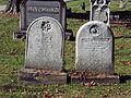 Livingston (Sarah and Joseph), Lebanon Church Cemetery, 2015-10-23, 01.jpg