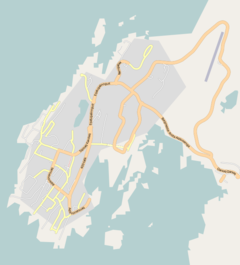 Nuuk Center is located in Nuuk