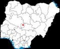 Locator Map Abuja-Nigeria.png