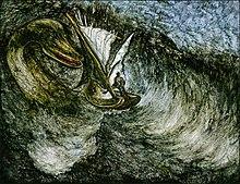 Il mostro di Loch Ness (dipinto)