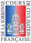 Logo Cours de Civilisation française de la Sorbonne.jpg