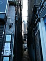 London, Woolwich, alley Mortgramit Sq-Woolwich High St 03.jpg