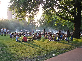 London Fields - Image: London Fields (3690791696)