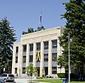 Looking NW at Gallatin County Courthouse 003 - Bozeman Montana - 2013-07-09.jpg