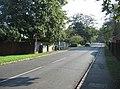 Looking along Mingle Lane - geograph.org.uk - 1063966.jpg
