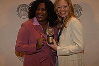 Loretta Devine and Jeri Ryan, May 2003 (4).jpg