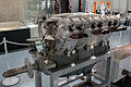 Lorraine 400hp aircraft engine front-left 2010 The Sky and Space.jpg