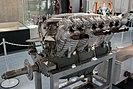 The Lorraine 12 D engine