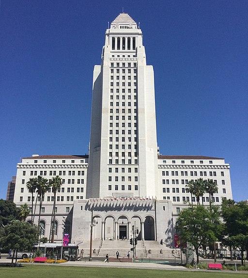 Los Angeles City Hall building