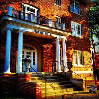 South Carolina State University - Lowman Hall