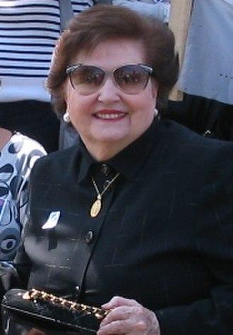 Lucía Hiriart - Lucía Hiriart in September 2007