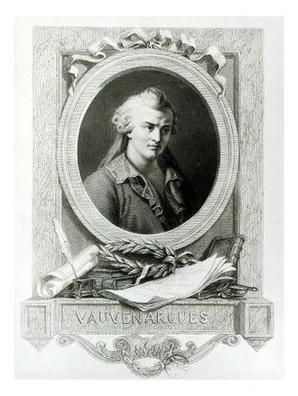 Château of Vauvenargues - Luc de Clapiers, marquis de Vauvenargues