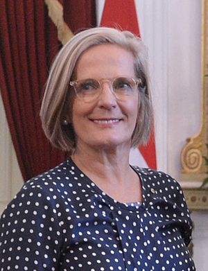Spouse of the Prime Minister of Australia - Image: Lucy Turnbull in 2015