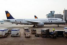 Lufthansa (Crane Protection Germany livery), D-AIRR, Airbus A321-131 (33060694185).jpg