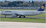 Lufthansa Airbus A321-231 (D-AISQ) at Manchester Airport.jpg
