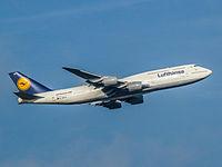 D-ABYH - B748 - Lufthansa