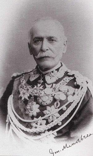 Luigi Federico Menabrea