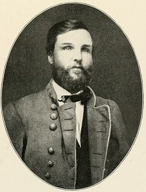 Lunsford L. Lomax - Confederate Major General Lunsford L. Lomax