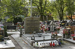 Lusowo cemetery (Jozef Dowbor Musnicki).JPG