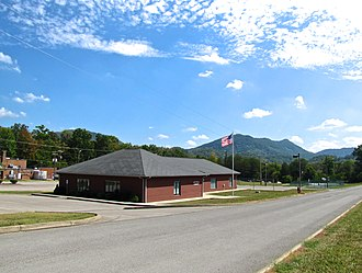 Luttrell, Tennessee - Luttrell Library