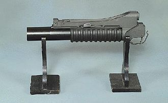 M203 grenade launcher - Image: M203 1