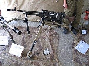 FN MAG通用机枪