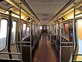 MBTA Bombardier 1200 car interior at Oak Grove.JPG