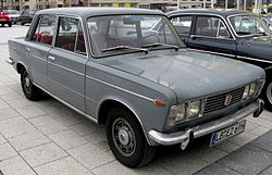 Fiat 125 Special (1967–1972)