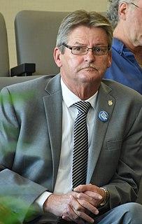 Scott Duvall Canadian politician