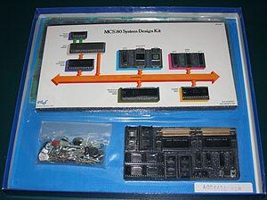 Intel System Development Kit - Intel SDK-80
