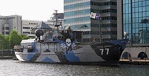 MY Steve Irwin - Image: MY Steve Irwin Sea Shepherd Conservation Society