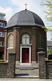Maastricht - rijksmonument 27961 - Sint Lambertuskapel - Lage Kanaaldijk 12 20100515.jpg