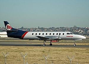 Macair Airlines Fairchild SA227-AC Metro III SYD Gilbert-1.jpg