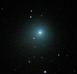 Comet Machholz in February 2005