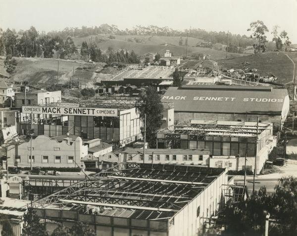Mack Sennett Studios 1917