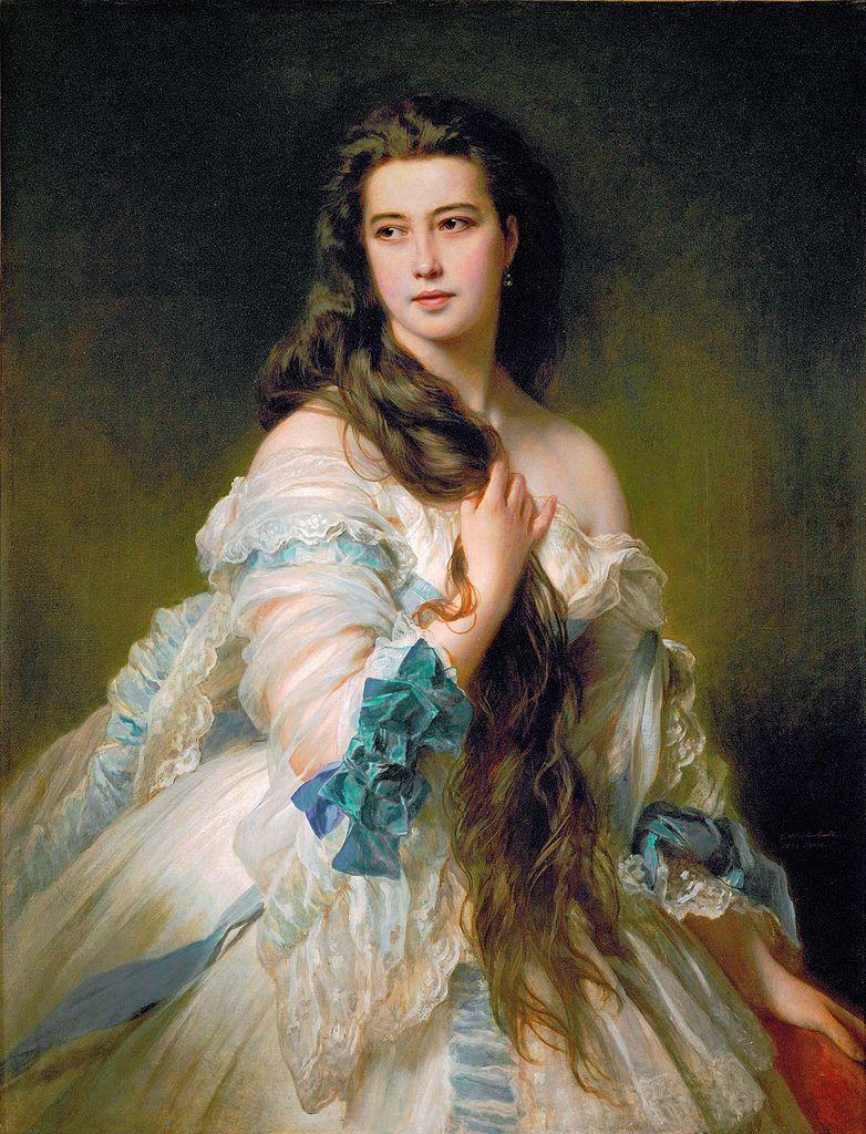 Самые красивые древние женщины, выходит, это те, кто наиболее современно